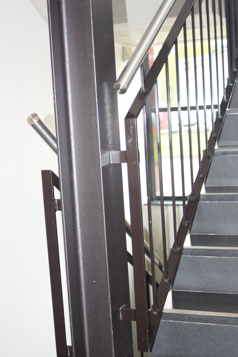treppengel nder metallbau senge. Black Bedroom Furniture Sets. Home Design Ideas